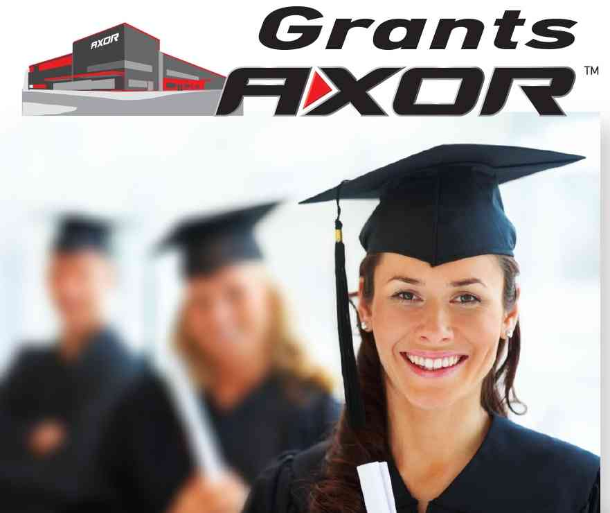 A scholarship program from AXOR INDUSTRY