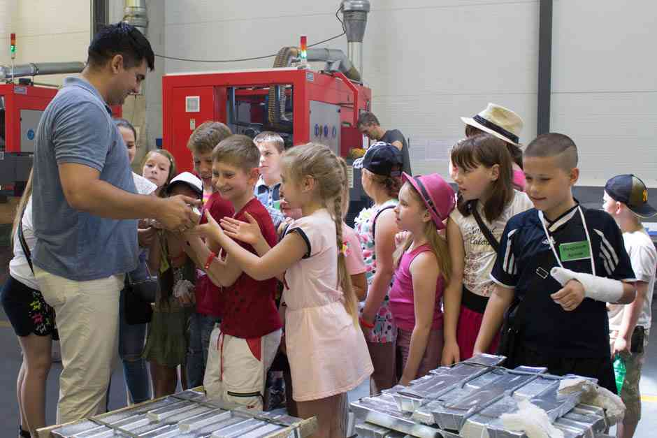 AXOR holds Open Day Kids on the International Children's Day
