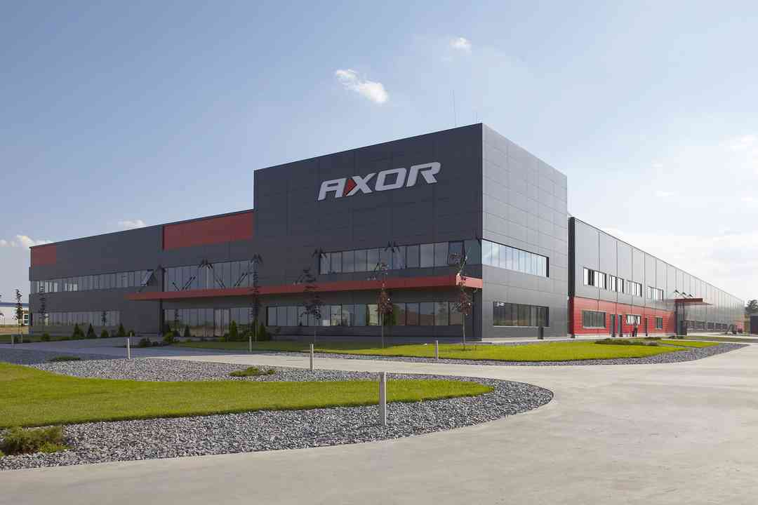 AXOR INDUSTRY launches Open Day project