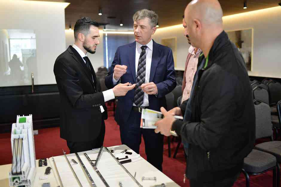 AXOR products presented at the Feldhaus seminar